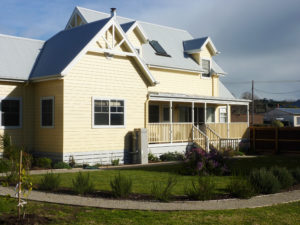 Camperdown Attic style dormers award winning home built by Farm Houses of Australia