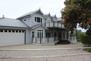 Heatherbrae Mornington Peninsula luxury attic style home built by Farm Houses of Australia