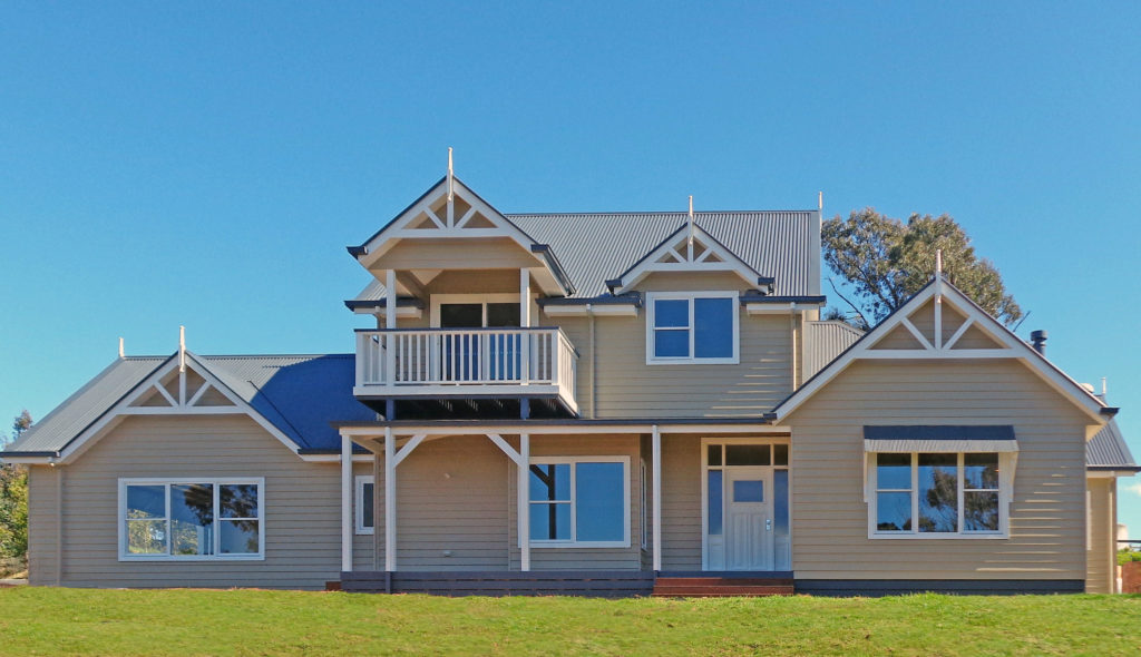 RidgeHaven - Award winning quality home built by Farm Houses of Australia